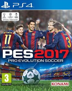 Videogioco PES 2017 Pro Evolution Soccer - PS4 PlayStation4
