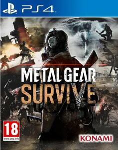Metal Gear: Survive - PS4 [IMPORT]