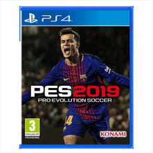 PES, Pro Evolution Soccer 2019 - PlayStation 4 [IMPORT] ITA - PS4