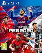 PS4 eFootball PES 2020 EU