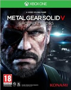 Metal Gear Solid. Ground Zeroes
