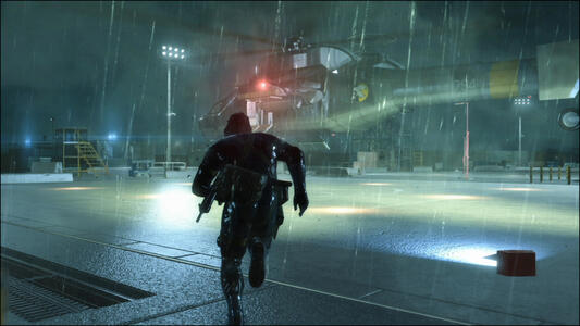 Metal Gear Solid. Ground Zeroes - 5