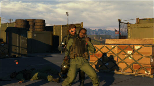Metal Gear Solid. Ground Zeroes - 6