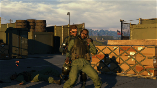 Videogioco Metal Gear Solid: Ground Zeroes Xbox One 5