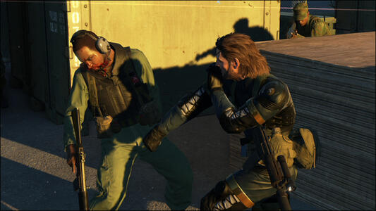 Metal Gear Solid. Ground Zeroes - 7