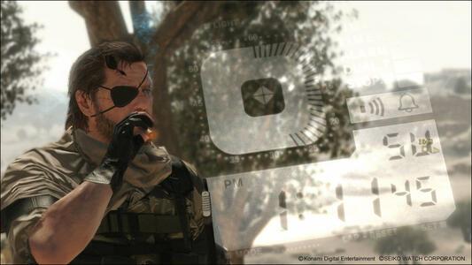 Metal Gear Solid V: The Phantom Pain - 3
