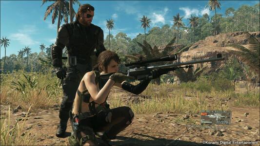 Metal Gear Solid V: The Phantom Pain - 5