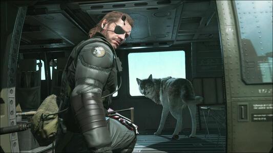 Metal Gear Solid V: The Phantom Pain - 7