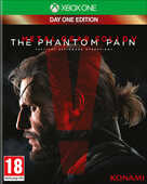 Videogiochi Xbox One Metal Gear Solid V: The Phantom Pain Day One Edition