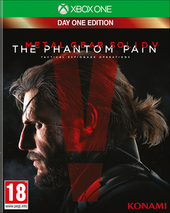 Videogioco Metal Gear Solid V: The Phantom Pain Day One Edition Xbox One 0