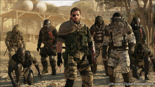 Metal Gear Solid V: The Phantom Pain Day One Edition - 3