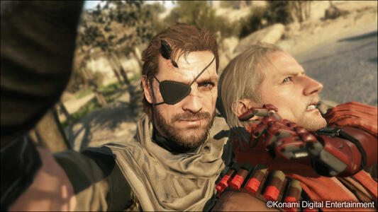 Metal Gear Solid V: The Phantom Pain Day One Edition - 7