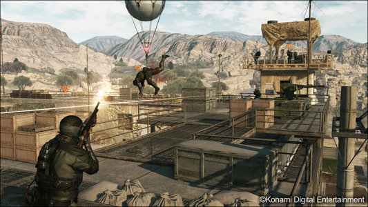 Videogioco Metal Gear Solid V: The Phantom Pain Day One Edition Xbox One 9