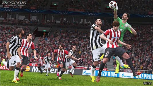Videogioco PES 2015 Pro Evolution Soccer Day One Edition Xbox One 8