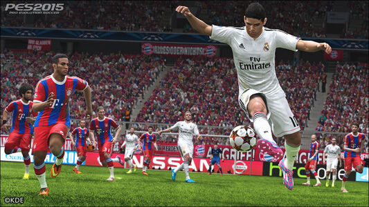 Videogioco PES 2015 Pro Evolution Soccer Day One Edition Xbox One 9