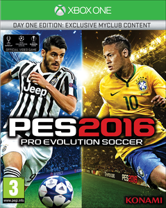 Videogioco PES 2016 Pro Evolution Soccer Xbox One 0