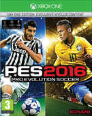 Videogiochi Xbox One PES 2016 Pro Evolution Soccer Day One Edition