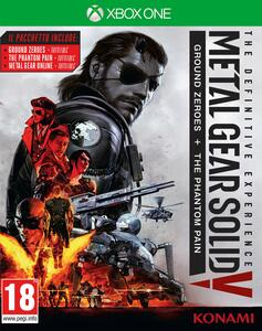 Metal Gear Solid V: The Definitive Experience - XONE - 4