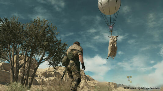 Metal Gear Solid V: The Definitive Experience - XONE - 8