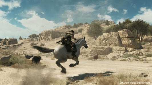 Metal Gear Solid V: The Definitive Experience - XONE - 13