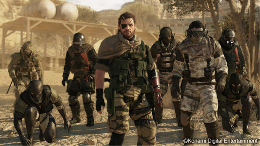 Metal Gear Solid V: The Definitive Experience - XONE - 16