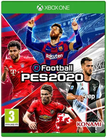 Digital Bros eFootball PES 2020, Xbox One videogioco Basic Inglese