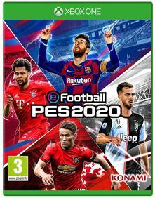Efootball PES 2020 Standard Edition EU (Multilingue - Italiano incluso) - XONE
