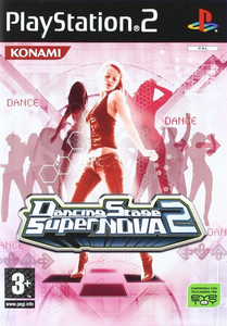 Videogioco Dancing Stage SuperNOVA 2 PlayStation2 0