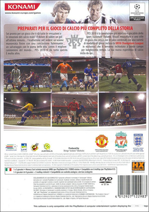 Videogioco Pro Evolution Soccer 2010 PlayStation2 1