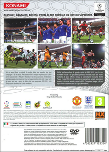 Videogioco Pro Evolution Soccer 2011 Platinum PlayStation2 1