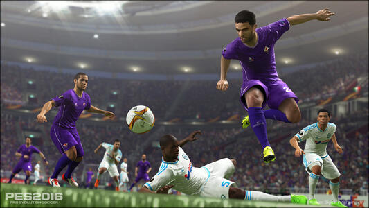 PES 2016 Pro Evolution Soccer - 6