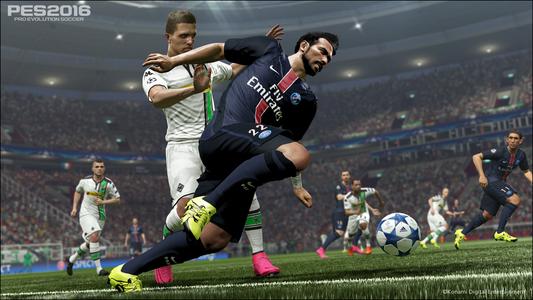 Videogioco PES 2016 Pro Evolution Soccer Xbox 360 5