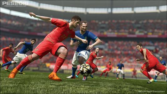PES 2016 Pro Evolution Soccer - 10
