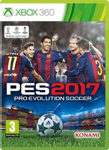 Videogioco PES 2017 Pro Evolution Soccer - X360 Xbox 360