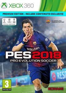PES 2018 Pro Evolution Soccer Premium Edition - X360 - 6
