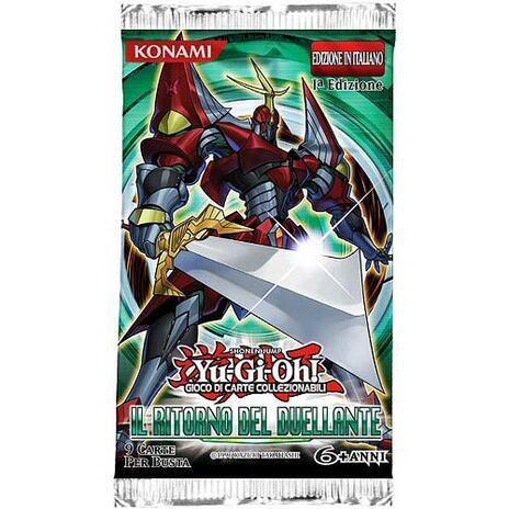 Yu-Gi-Oh! Il Ritorno del Duellante (busta singola) - 9