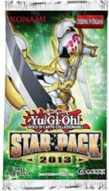 Yu-Gi-Oh! Star Pack 2013 unlimited busta 3 carte (IT)