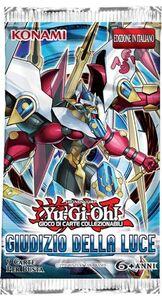 Giocattolo Yu-Gi-Oh! Giudizio della Luce Busta Konami 0