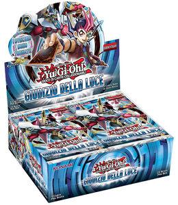 Giocattolo Yu-Gi-Oh! Giudizio della Luce Busta Konami 1