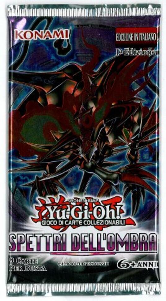 Yu-Gi-Oh!. Spettri dell'ombra (busta singola) - 3