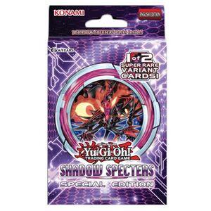 Giocattolo Yu-Gi-Oh! Spettri dell'Ombra (SE) (3 Buste+Carta Variant) Konami