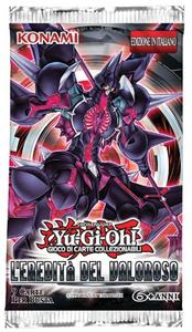 Giocattolo Yu-Gi-Oh! Eredita' del Valoroso Busta Konami 0