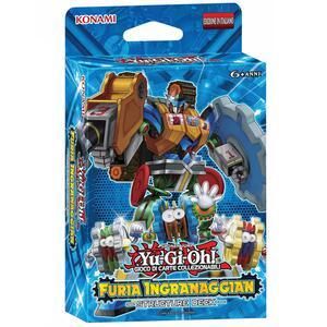 Yu-Gi-Oh! Structure Deck Furia Ingranaggian - ITA - 6