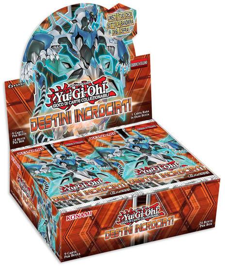 Yu-Gi-Oh! Busta 9 carte Destini incrociati. Espansione - ITA - 4