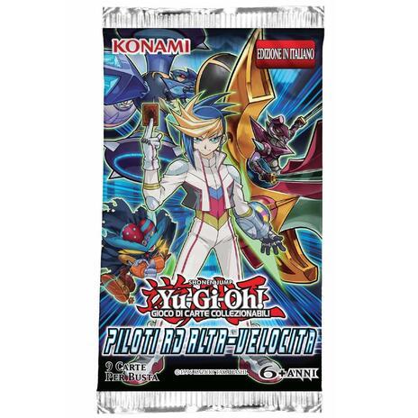 Yu-Gi-Oh! Busta 9 carte Piloti alta velocità. Espansione - ITA - 4