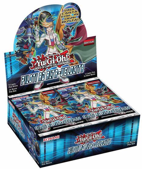 Yu-Gi-Oh! Busta 9 carte Piloti alta velocità. Espansione - ITA - 11