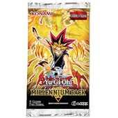 Giocattolo Yu-Gi-Oh! Busta 5 carte Millennium Pack - ITA Konami