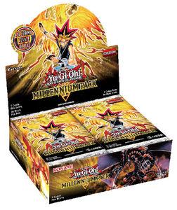 Giocattolo Yu-Gi-Oh! Busta 5 carte Millennium Pack - ITA Konami 1