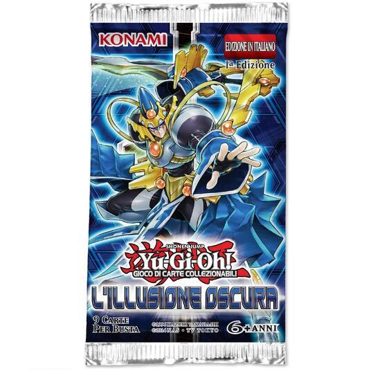 Yu-Gi-Oh! Bustina L'Illusione Oscura