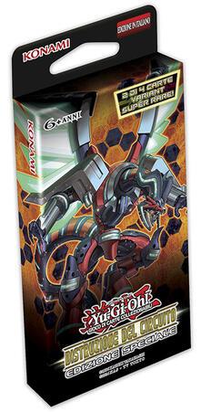 Yu-Gi-Oh!. Distruzione Del Circuito. Special Edition Pack (29 Carte)